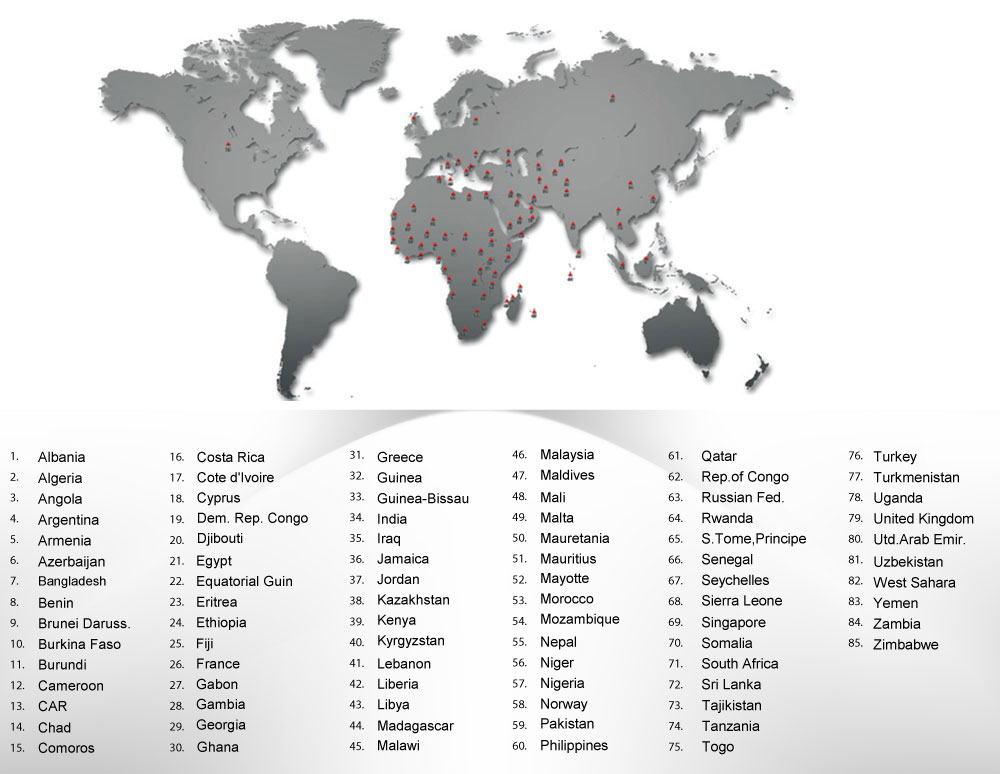 geepas networks world wide