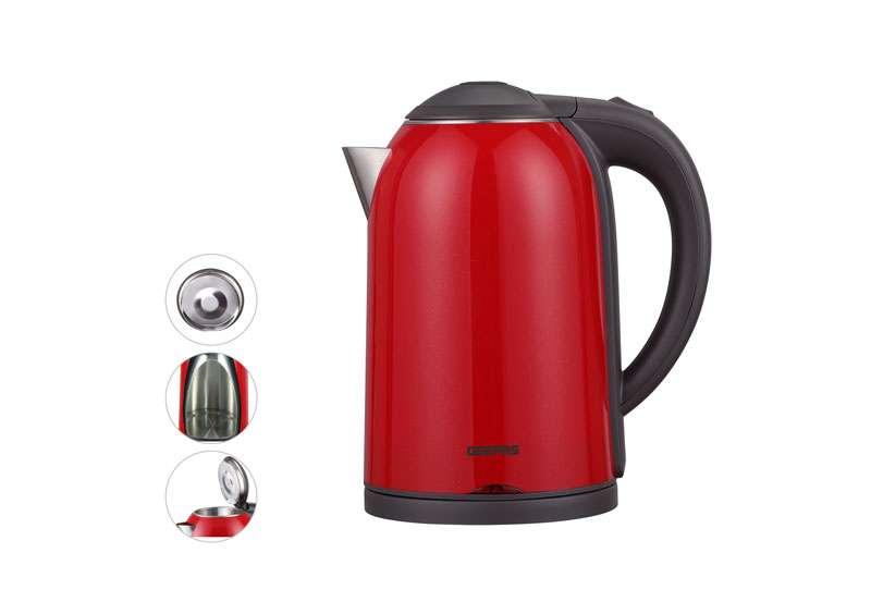 DOUBLE LAYER ELECTRIC KETTLE - GK38013 | Geepas For You. For life.